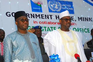 Niger State Government joins Global SDGs Community to #Act4SDGs for the 2019 United Nations Global Week
