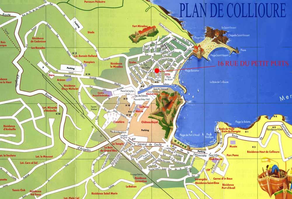 Odisea francia cap tulo 6 collioure y b ziers - Office du tourisme de collioure ...