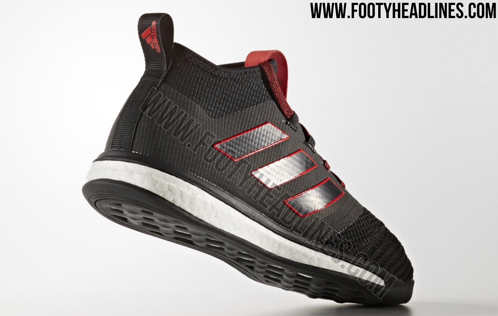 Adidas All Black Football Shoes