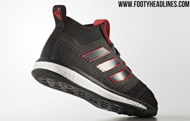 Ace Trainers - Black adidas wbukb6REHH