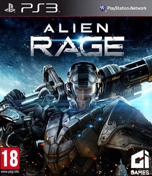 Alien Rage PS3 ISO