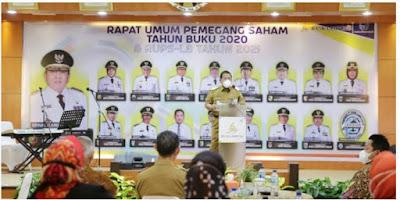 Gubernur Arinal Bidik Pedesaan Sebagai Pengembangan Bank Lampung
