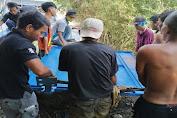 Perbaikan Rampung, Pintu Irigasi Kampung Laes Dipasang Kembali