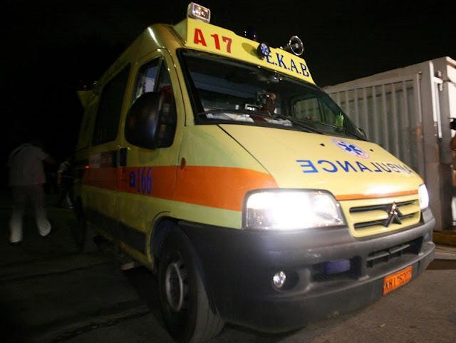 Τραγωδία στην Θεσσαλονίκη – 43χρονος έπεσε από τον τρίτο όροφο πολυκατοικίας