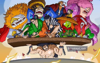 Release Date One Piece Chapter 973