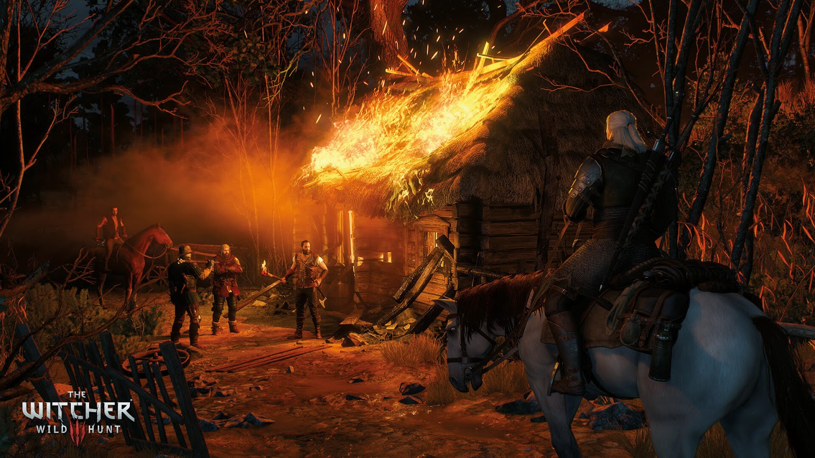 New Update For The Witcher 3 Patch 1.32 Adds Simplified Chinese Support