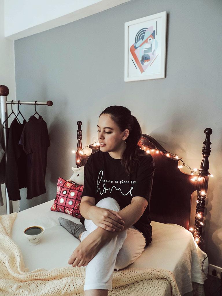 pijamas en cuarentena