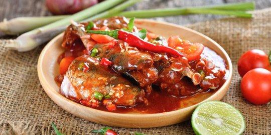 Resep Sambal Ikan Sarden