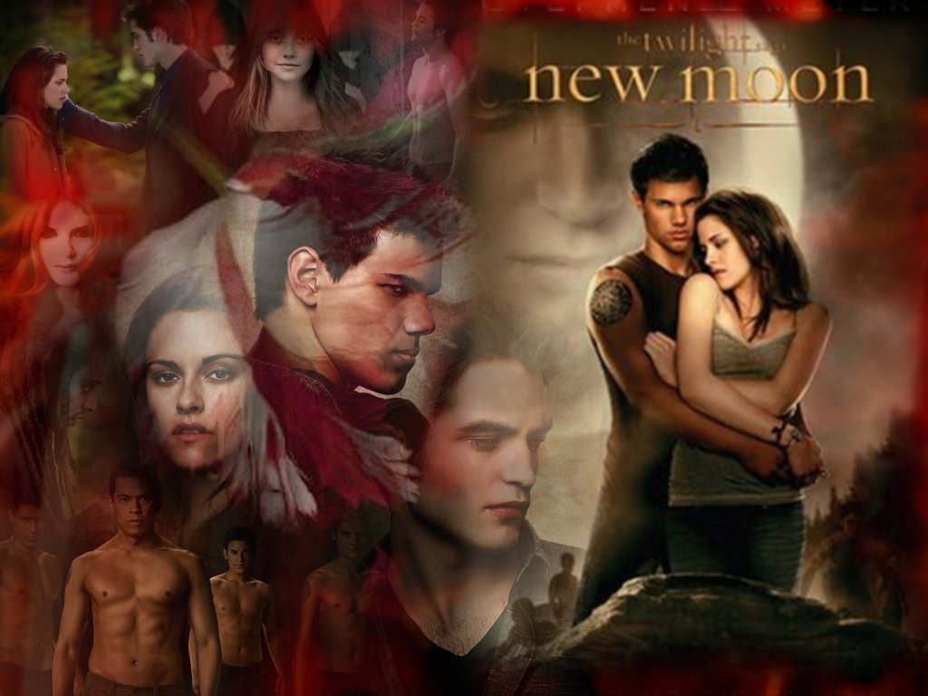 Twilight New Moon Pdf