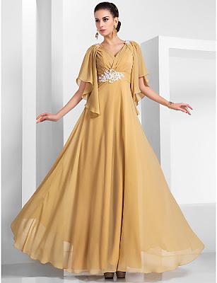 vestidos de gala largos para bodas