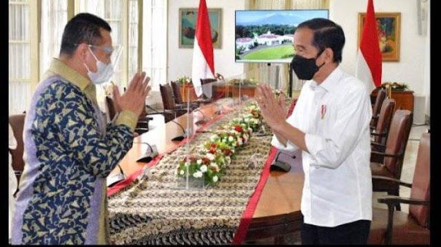 Jokowi Akhirnya Setuju Amandemen UUD 1945, Jokpro Optimistis Presiden Bisa 3 Periode