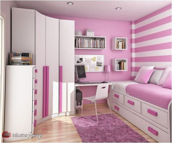 Colorful Teenagers Bedrooms 12