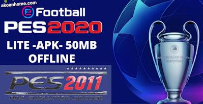 تحميل لعبة بيس 2011 محدثة 2020 /PES 2011 PES 2020/ برابط مباشر ميديا فاير