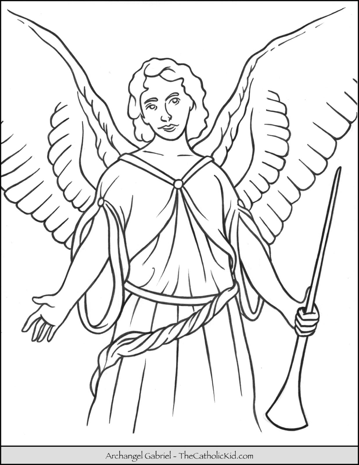 Vorlage Schutzengel Engel Malen