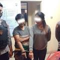 Nekat Bawa Sabu ke Rutan, Dua Perempuan Ini Diamankan Polisi