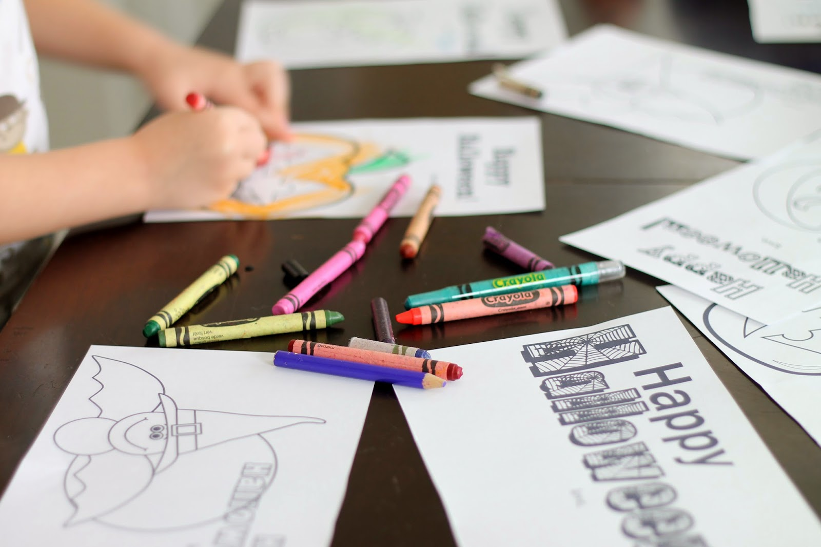 make your own coloring pages and free printables somewhat planned