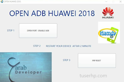 HUAWEI Enable ADB Tool