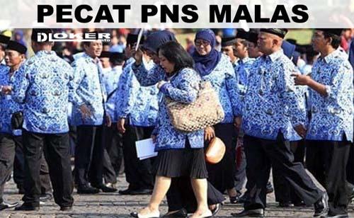 Presiden Joko Widodo Terbitkan Aturan Pemecatan PNS