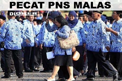Presiden Joko Widodo Terbitkan Aturan (PP Nomor 30 Tahun 2019) Pemecatan PNS