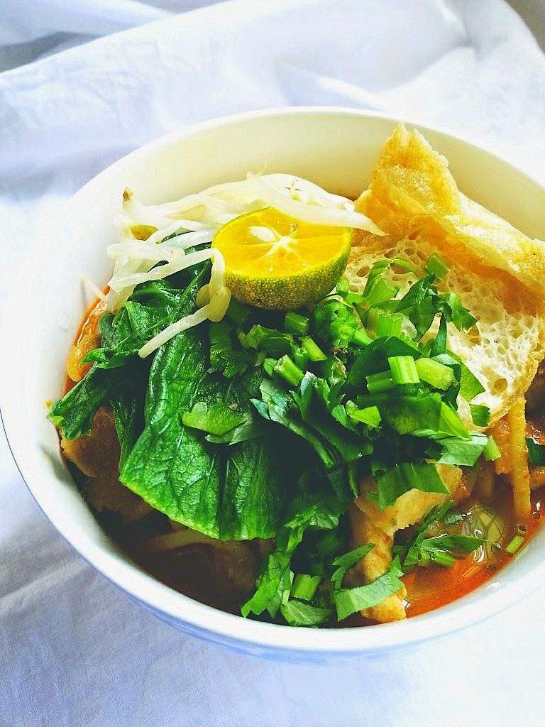 Nyonya Malaysian Food Menu Nyc