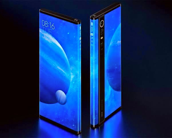 Xiaomi unveils MI Mix Alpha