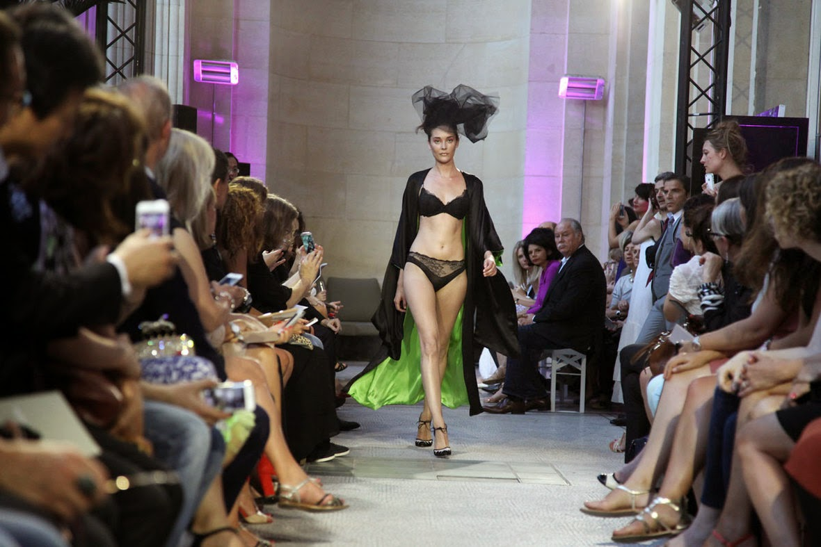The Grand Reveal Wacoal Intimates Runway