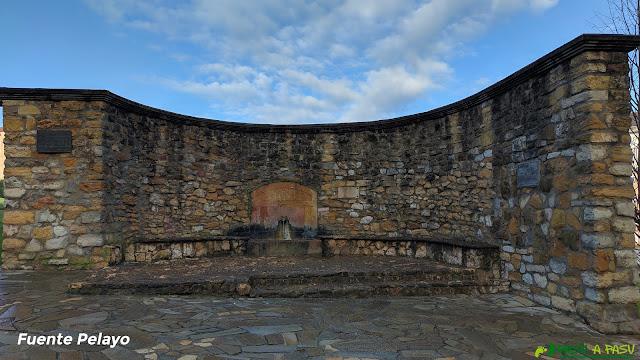 Fuente Pelayo de Villafría, Oviedo