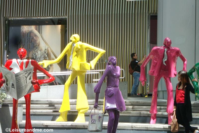 Urban People, Kurt Laurenz Metzler, 2009