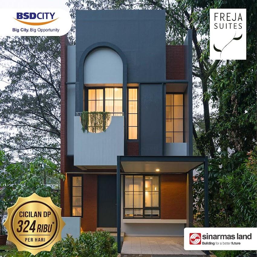 Urban House di Freja Suites BSD City