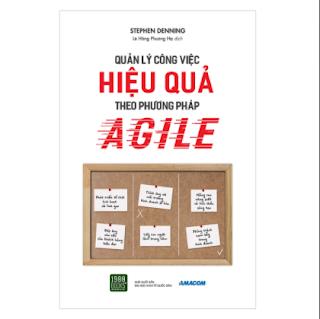 Quản Lý Công Việc Hiệu Quả Theo Phương Pháp Của Agile ebook PDF EPUB AWZ3 PRC MOBI