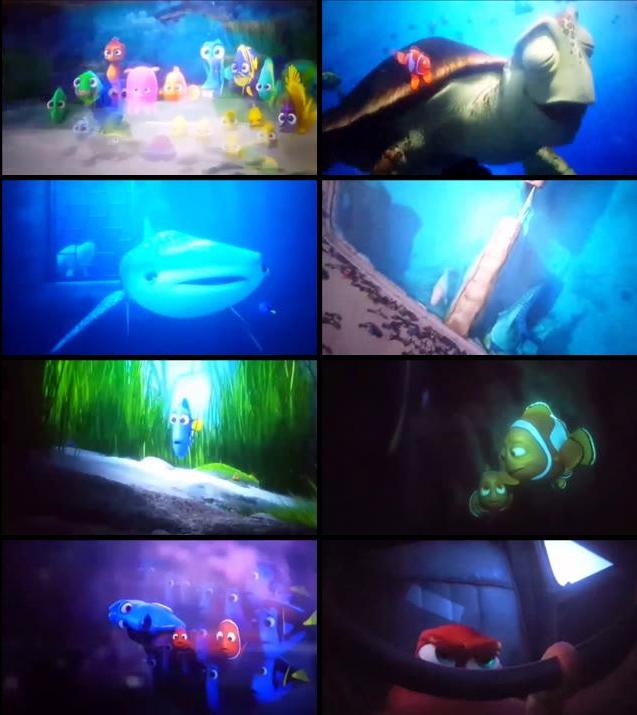 Finding Dory 2016 English CAMRip