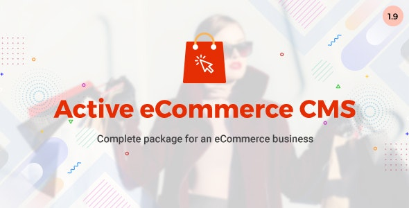 Active eCommerce CMS v1.9 - nulled Download