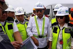 Menhub: Presiden Jokowi Jajal Tol Jakarta-Surabaya 20 Desember