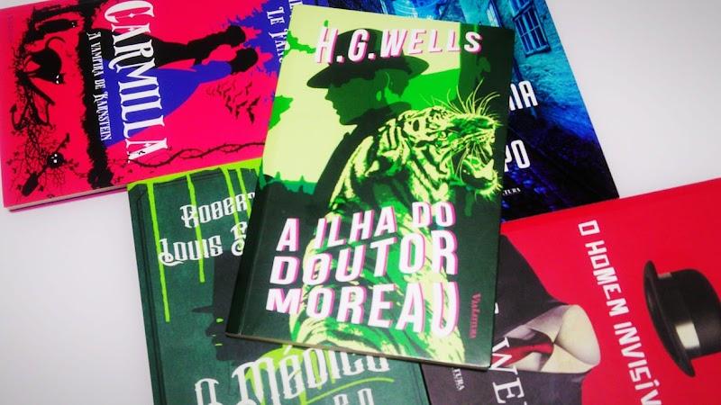 [RESENHA #610] A ILHA DO DOUTOR MOREAU - H. G. WELLS