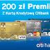 Citi – 200zł premii za kartę Citibank-LOT na MyDeal