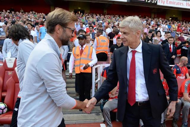 Prediksi Liverpool vs Arsenal, 27 Agustus 2017