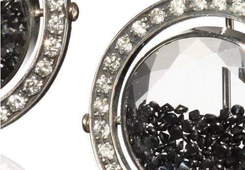Diamond Ring Earring Set