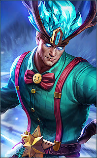 Gord Christmas Carnival Heroes Mage of Skins Events