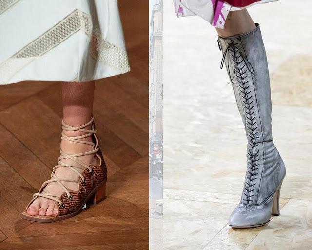 Модная обувь весна-лето 2020 1-1