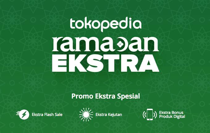 Tips Belanja Hemat Dengan Promo Belanja Ramadan Ekstra di Tokopedia