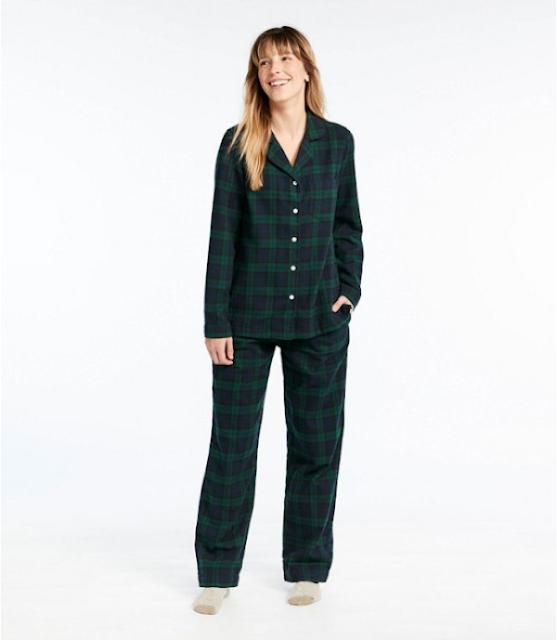 LL Bean Women Pajamas