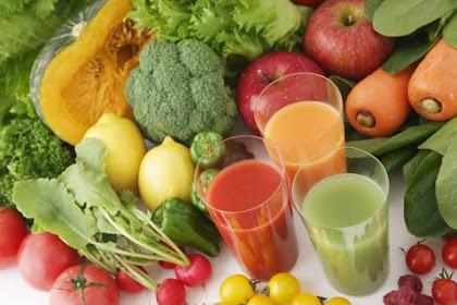 Resep Diet Sehat Tanpa Obat