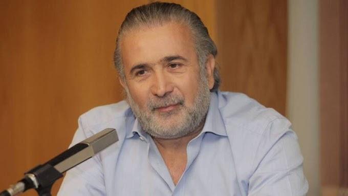 Με θρόμβωση στο πόδι ο Λάκης Λαζόπουλος: Ποιο εμβόλιο είχε κάνει;