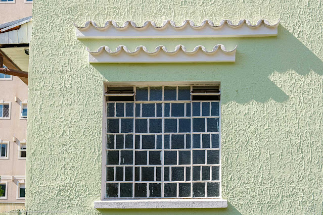 Casa na Rua Colombo - detalhes janela