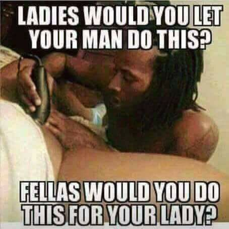 Can you shave for your lady?