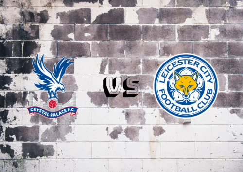 Crystal Palace vs Leicester City  Resumen y Partido Completo