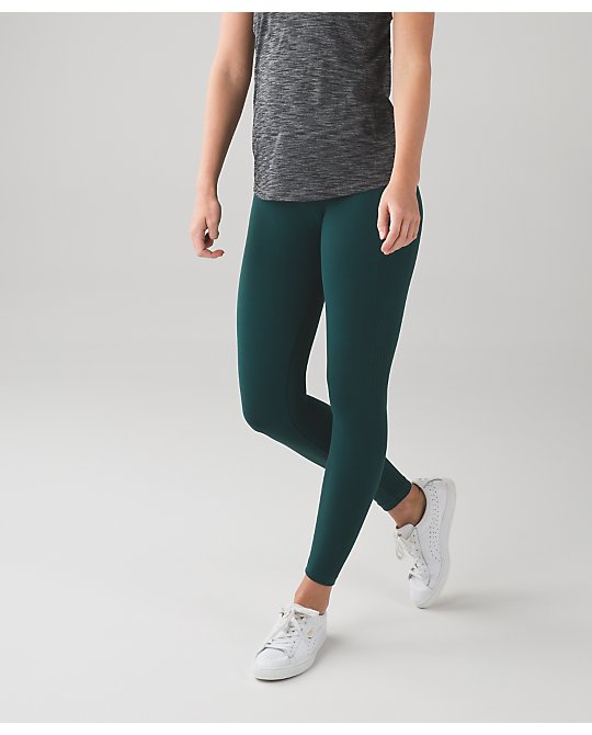 lululemon flow-and-go-tight deep-green