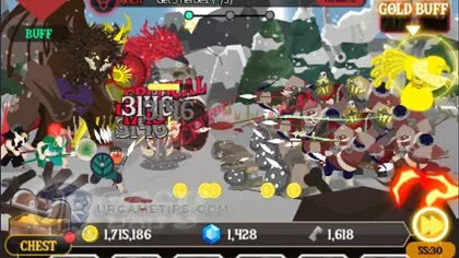 Barbarian Wars: Hero Idle Speed Up Game