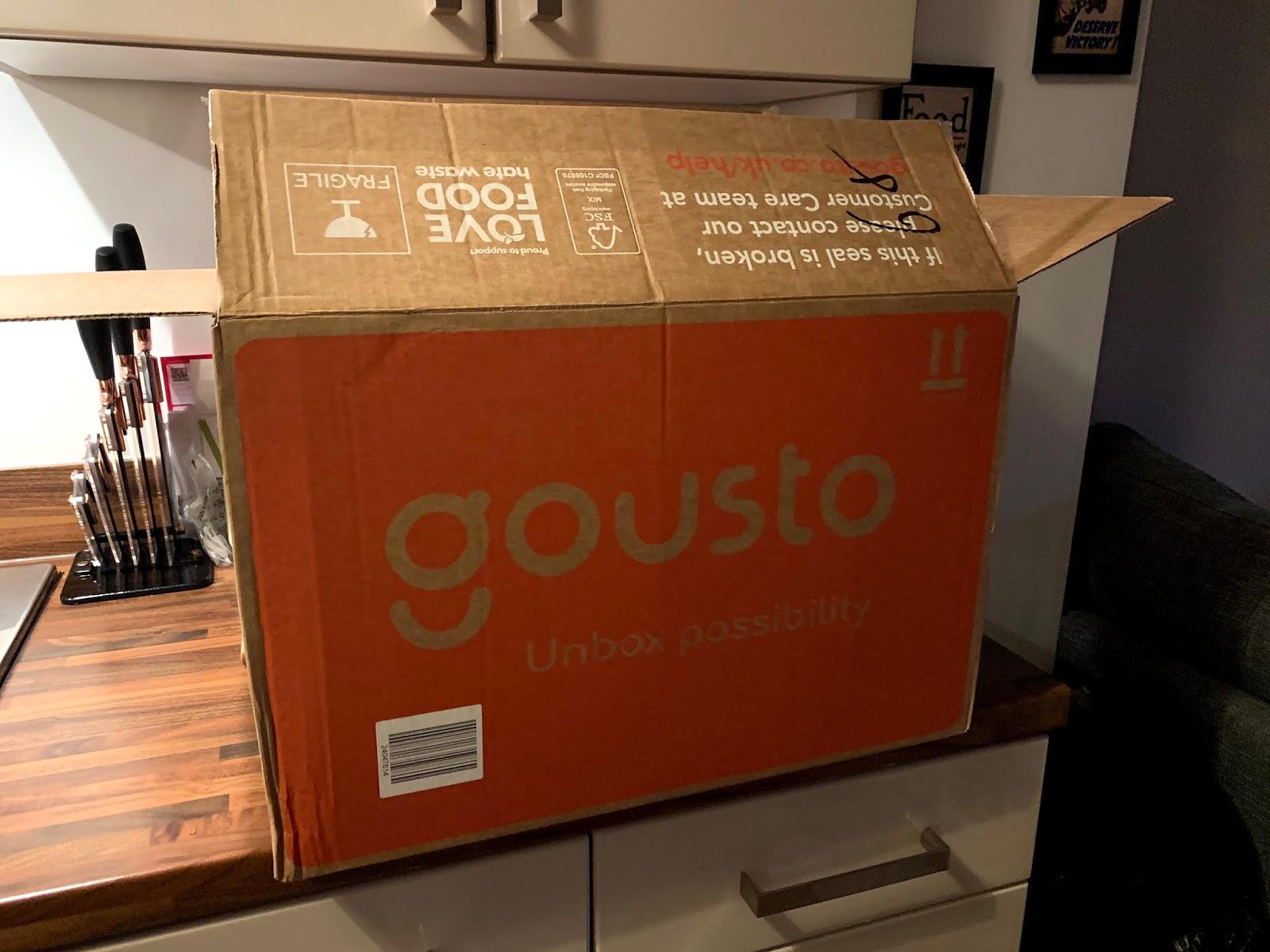 gousto-box