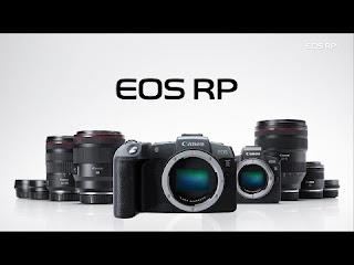 Spesifikasi lengkap mirrorless Canon EOS RP + Update harga terbaru